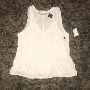 Abercrombie & Fitch Babydoll Blouse